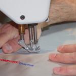 couture machine à coudre protection thermique